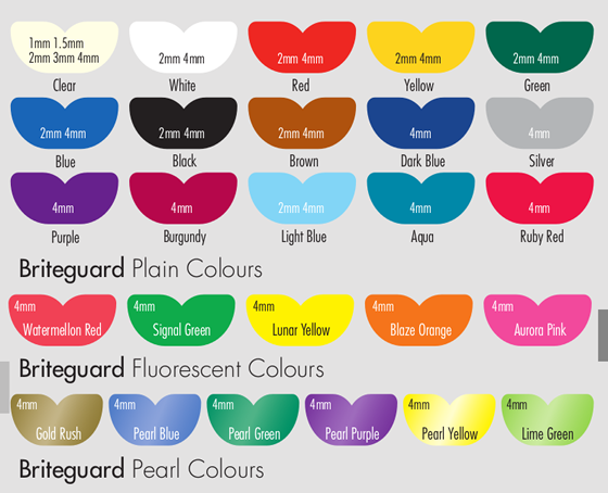 briteguard-mouthguard-colours